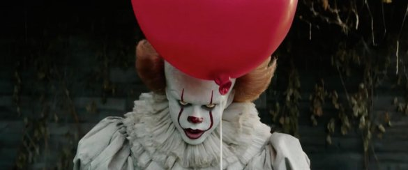 Pennywise It 2017