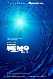 Finding Nemo: Number 3