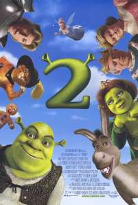 Shrek 2: Number 4