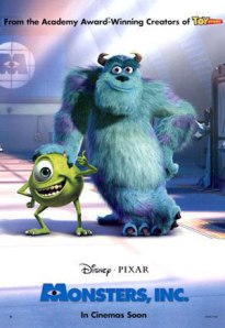 Monsters, Inc: 4