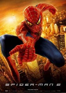 Spiderman 2: 5