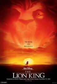 3. The Lion King