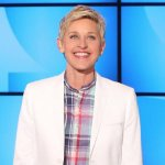 Finding Nemo star Ellen paid her respects today