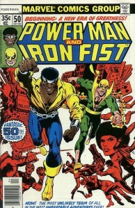 2. Power Man & Iron Fist