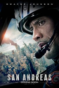 San Andreas is typical disaster movie fare