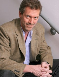 Hugh Laurie is poorly utilised