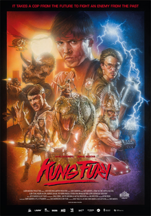Kung Fury is a 30 minute funded film