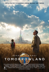 Tomorrowland is a $200m film