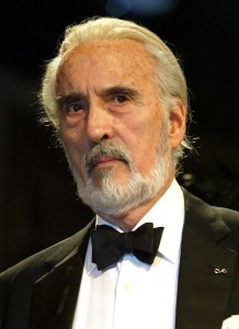 Christopher Lee passed away just after his 93rd Birthday