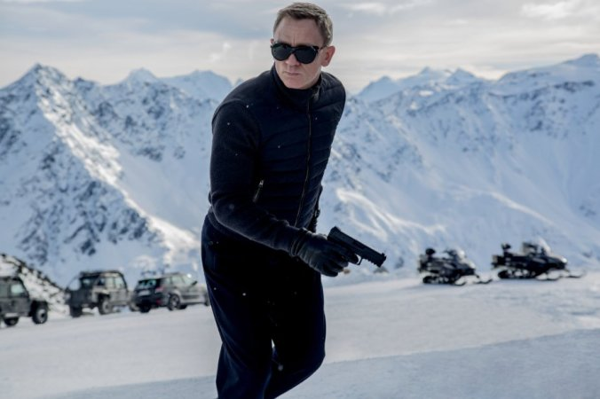 Daniel Craig. Copyright: Metro-Goldwyn-Mayer Pictures/Columbia Pictures/EON Productions