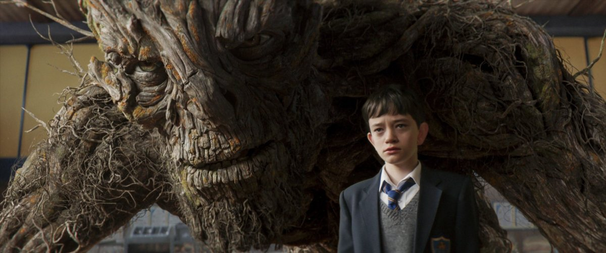 """A masterpiece"" A Monster Calls review"