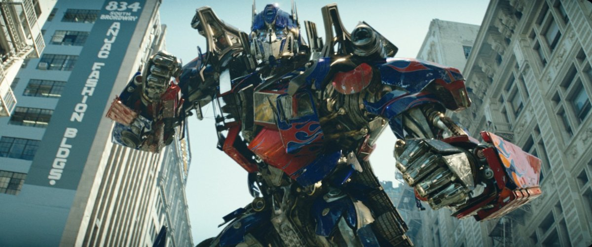 MM Top 5: Transformers Movie Moments