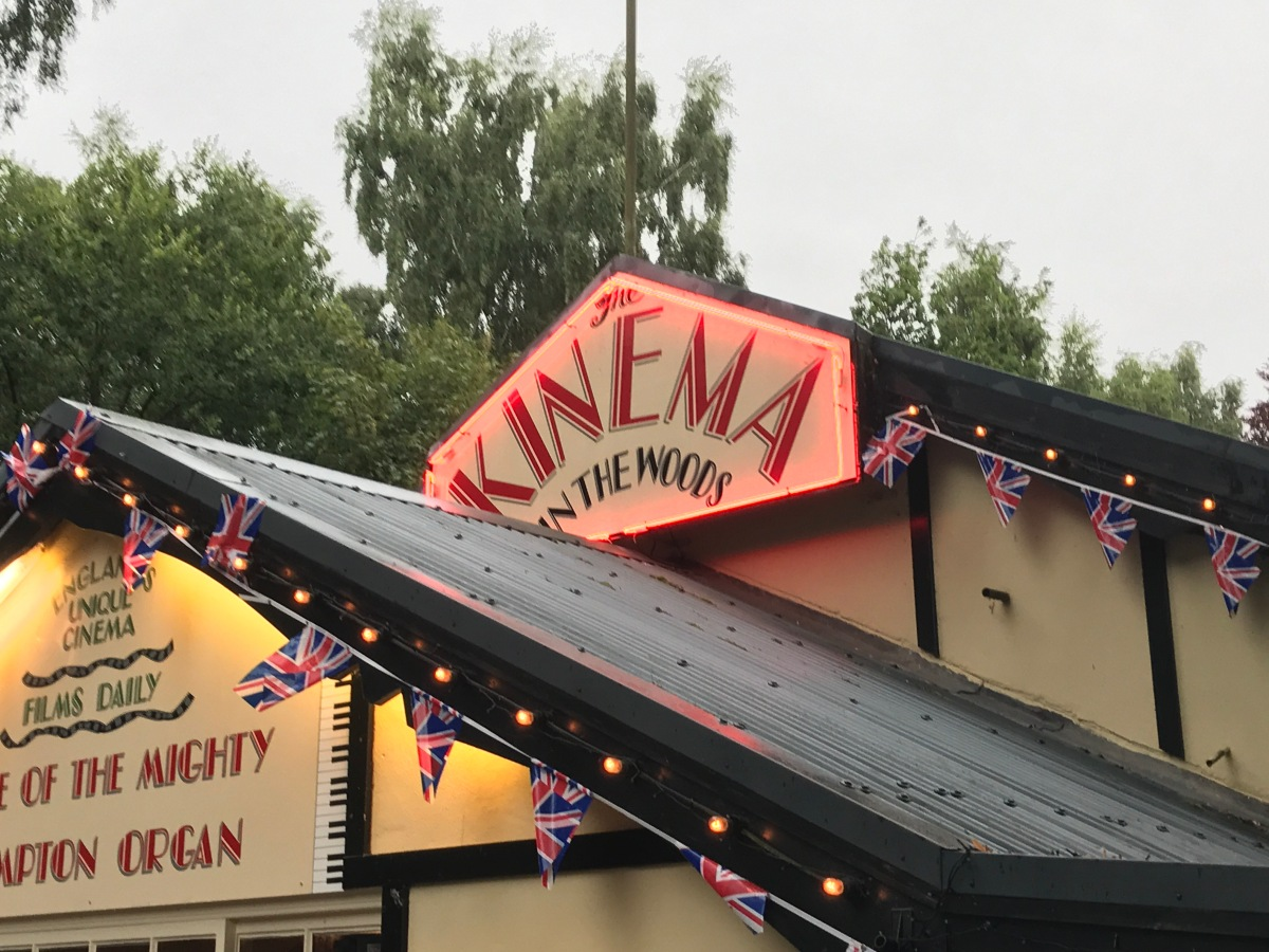 Kinema in the Woods: Unique Cinemas