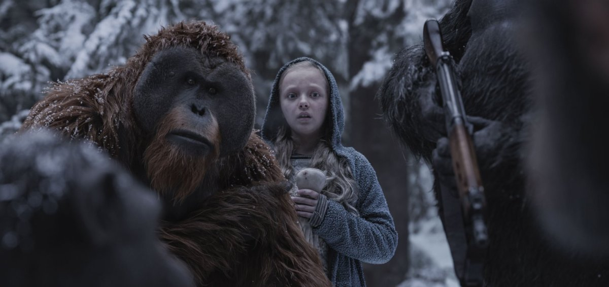 "War for the Planet of the Apes review ""The Great Ape-scape"""