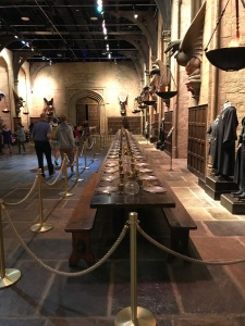 Great Hall Harry Potter Studio Tour