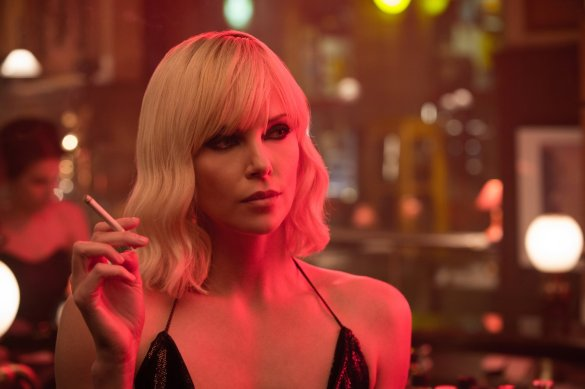 Charlize Theron in Atomic Blonde