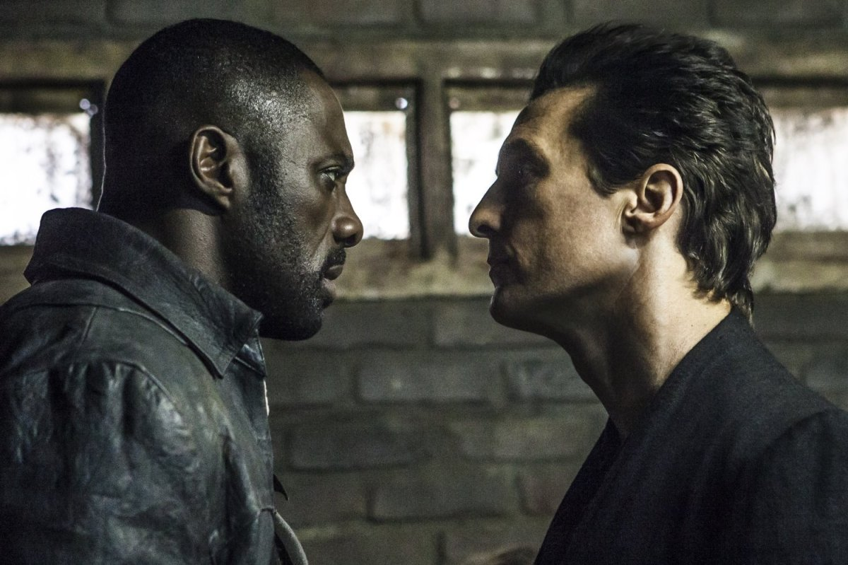 "The Dark Tower review ""10 years in the making"""