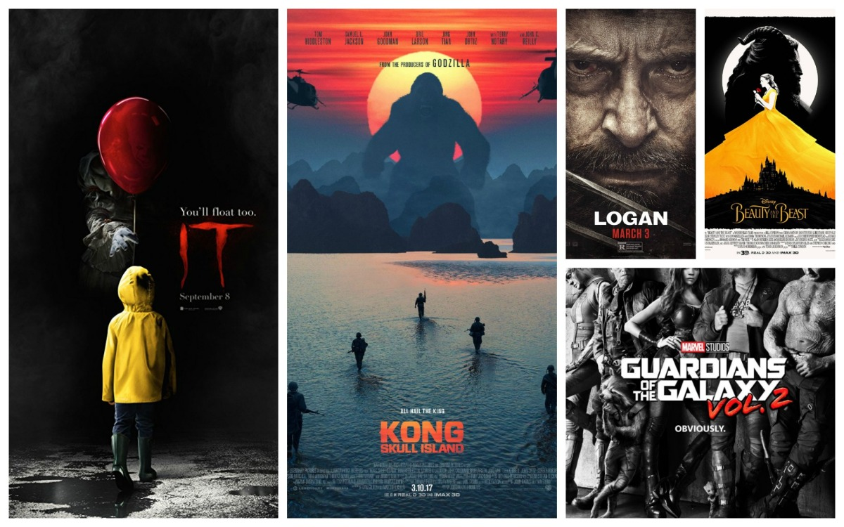 2017 Movie Posters: Best Movie Posters Of 2017: Top 5