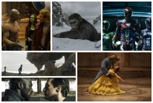 Collage of 2017 films