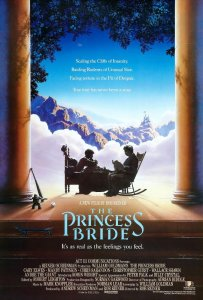 The Princess Bride theatrical poster