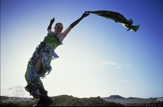 Hugo Weaving in Priscilla, Queen of the Desert
