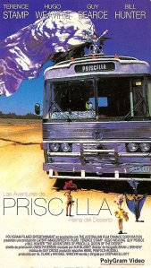 Priscilla, Queen of the Desert Spanish poster