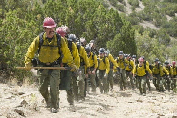 Granite Mountain Hotshots in Only the Brave