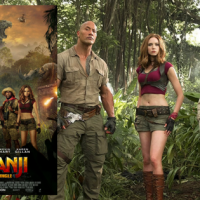 "Jumanji: Welcome to the Jungle review ""I'm a Celebrity... Get Me Out of Here"""