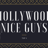 The Nicest Actors in Hollywood: Top 5