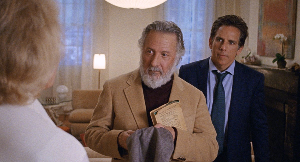 "The Meyerowitz Stories review ""Family drama at its finest"""