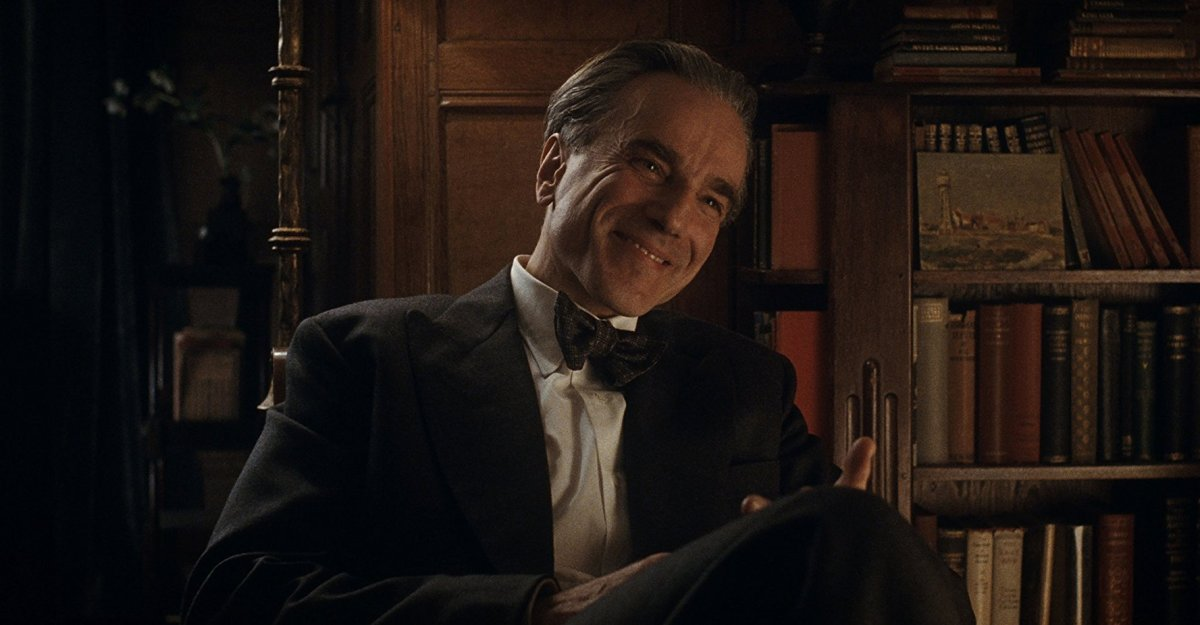 "Phantom Thread review ""Anderson is on top form"""