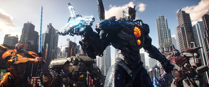 Pacific Rim Uprising movie still