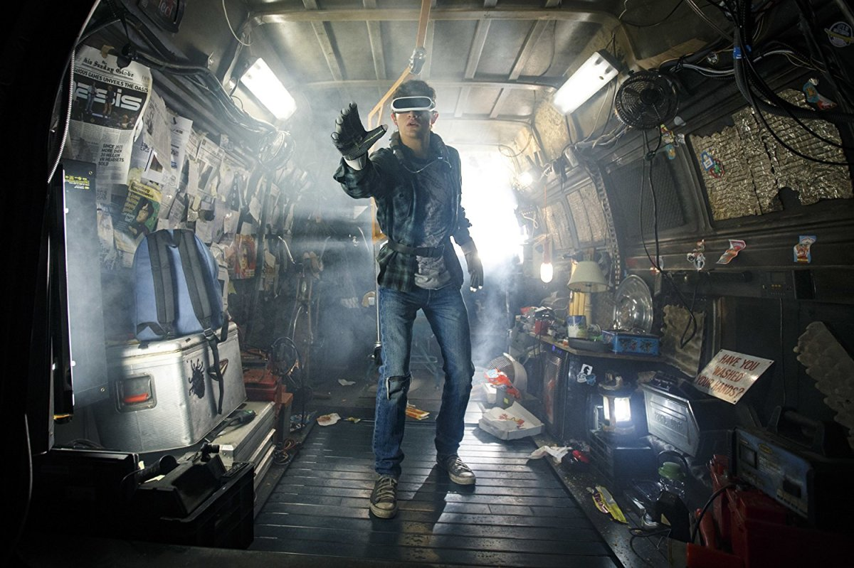 "Ready Player One review ""Virtually amazing"""