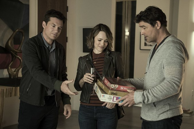 Jason Bateman, Kyle Chandler, Rachel McAdams in Game Night
