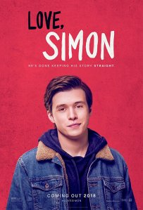 Love, Simon theatrical poster