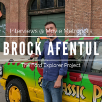Exclusive: Interview with Brock Afentul