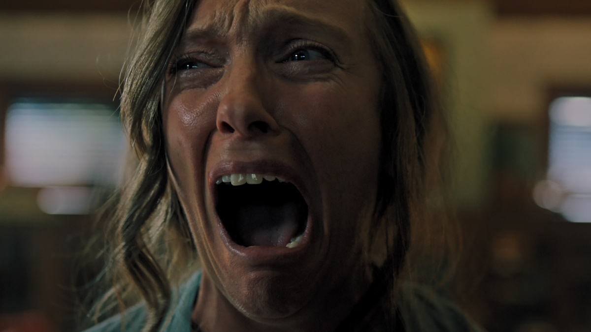 "Hereditary review ""What was that ending?"""