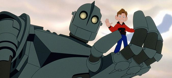 Still from The Iron Giant
