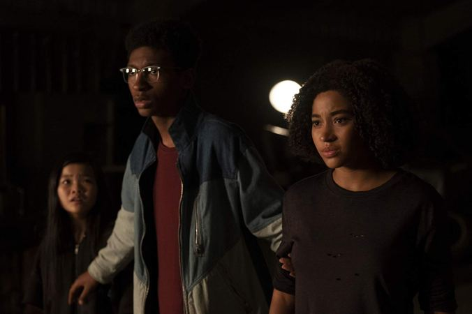 Still from The Darkest Minds