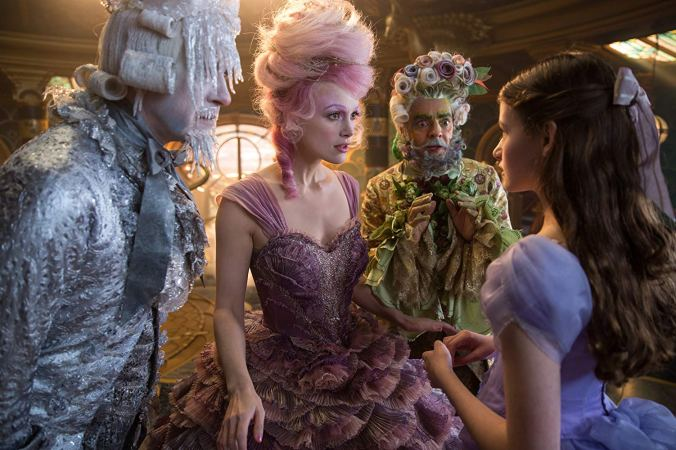 The Nutcracker and the Four Realms still