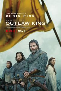 Outlaw King movie poster