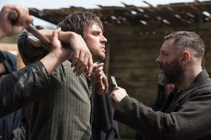 Dan Stevens in Apostle