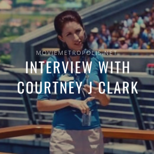 Courtney James Clark interview
