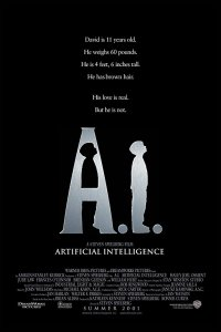 AI movie poster
