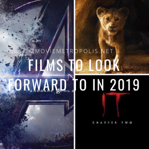 Movies to look forward to in 2019