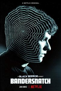 Black Mirror: Bandersnatch movie poster