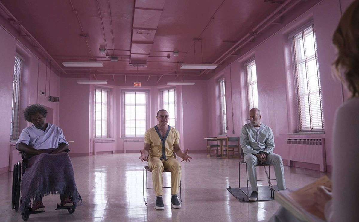 "Glass review ""An ambitious but flawed finale"""