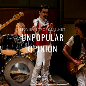 Bohemian Rhapsody is a terrible film
