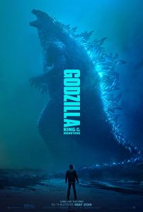 Godzilla: King of Monsters poster