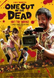 One Cut of the Dead movie poster